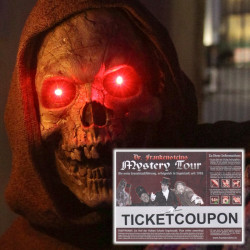 Frankenstein Tour | Ticketcoupon